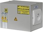 Изображение IEK Ящик с понижающим трансформатором ЯТП-0,25 220/36-2 36 УХЛ4 IP31