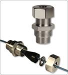 """Изображение DEVI муфта для ввода кабеля DPH-10 в трубу 1""""и3/4"""""""