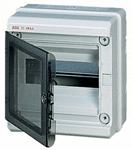 Изображение LUC 12752 EUROPA IP65 бокс настенный 12М прозр.дверь серый