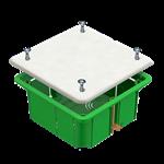 Изображение GЕ41021 Коробка расп. для тонких стен 92х92х45 мм
