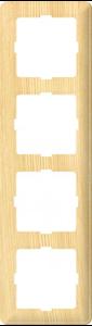 Изображение KD-4-78 Рамка 4ая сосна Wessen59