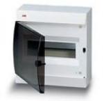 Изображение LUC 12258 UNIBOX  8м белый с дымч. дв. и шинами