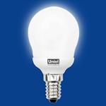 Изображение Uniel ESL-G45 11 Вт. Е14 4200К шар холод  энерго.