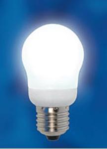 Изображение Uniel ESL-G45 11 Вт. Е27 2700К шар тепл  энерго.