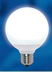 Изображение Uniel ESL-G95 25 Вт. Е27 2700К шар тепло энерго.