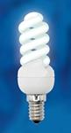 Изображение Uniel ESL-S21 13 Вт. Е14 4200К холод  энергосбер.
