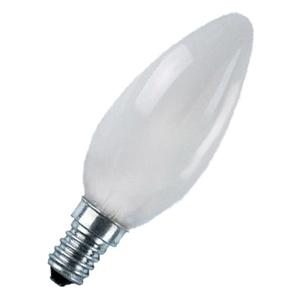 Изображение Лампа CLAS B FR Е14 40 Вт 230V свеча матовая
