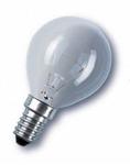 Изображение Лампа CLAS P CL Е14  40w  шар прозрачная