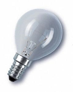 Изображение Лампа CLAS P CL Е14  60w  шар прозрачная