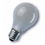 Изображение Лампа CLAS A FR  40w Е27 стандарт матовая OSRAM