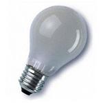 Изображение Лампа CLAS A FR  75w Е27 стандарт матовая OSRAM