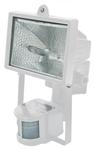 Изображение Прожектор  галогенный 150W с лампой белый датчиком