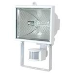 Изображение Прожектор  галогенный 500W с лампой белый с дат.дв
