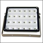 Изображение Прожектор LED К200 27W 24V 24LED холодный