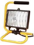 Изображение Прожектор галоген. переносной 500S W