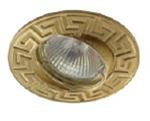 Изображение Св-к MR-16 П.П. DT09 SG золото с орнаментом