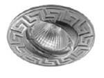 Изображение Св-к MR-16 П.П. DT09 SN титан с орнаментом