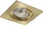 Изображение Св-к MR-16 П.П. DT10 SG квадрат золото
