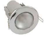 Изображение Светильник точечный R80 хром