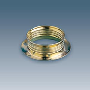 Изображение 10613-31 Кольцо для закрепл. абажура на патрон Е14