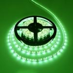 Изображение Светодиодная лента 3528 60LED зеленая 4.8Вт/1м