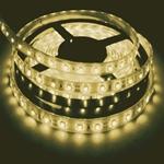 Изображение Светодиодная лента 5050 30LED белая теплая 7.2Вт/1м
