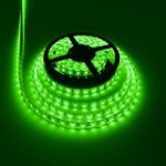 Изображение Светодиодная лента 3528 60LED зеленая IP65 4.8Вт/1м