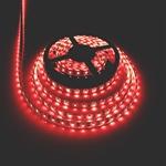 Изображение Светодиодная лента 3528 60LED красная IP65 4.8Вт/1м