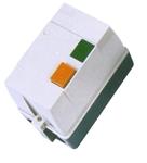 Изображение IEK Контактор КМИ-23260 32А в оболочке Ue=220В/АС3 IP54