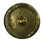 Изображение Кнопка звонковая медь круглая PDM-231 ZAMEL