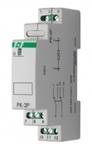 Изображение Электромагнитное реле PK-2P/UN F&F промежуточ 2х8А