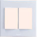 Изображение 7101 51 Рамка для 4,5,6-кл выключателя белая Anam Zunis Legrand