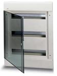 Изображение LUC 12068 EUROPA бокс в нишу 54М прозр.дверь серый