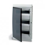 Изображение LUC 1SL0513A06 UNIBOX бокс в нишу 36М прозр.дверь белый (с клемм)