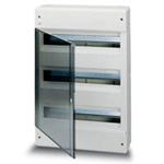 Изображение LUC 12477 EUROPA бокс настенный 54М прозр.дверь серый