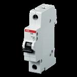 Изображение ABB S201 C4 Автоматический выключатель 1P 4А (С) 6kA