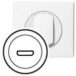 Изображение 68216 ЛП Розетки аудио/видео HDMI белая Celiane