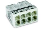 Изображение WAGO Клемма монтажная на 8 проводников сечением до 2,5 мм кв. ( только медь) (2273-248)