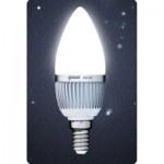Изображение Свеча LED Е14 5W 4100К хол. Gauss