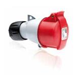 Изображение ABB Розетка кабельная 16A 3P+E+N IP44 переносная 415В Easy&Safe (416EC6)
