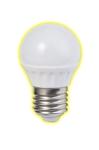 Изображение Лампа светодиодная шарик Е27 5W 2700K 300Lm