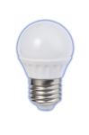 Изображение Лампа светодиодная шарик Е27  5W 4200K 300Lm