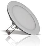 Изображение Св-к LED Panel круг белый 12W теплый