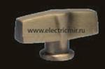 Изображение FD02312SN Поворотная ручка типа модерн NICKEL SATINADO