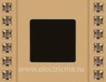 Изображение FD01261OR Рамка на 1 пост SAND CRYSTAL DE LUXE