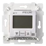Изображение FD18001 Электронный термостат комнатный белый FEDE