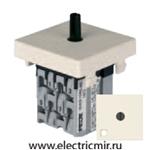 Изображение FD03131-A Поворотный выключатель с 3-х мест с подсветкой бежевый FEDE
