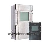 Изображение FD18003 Универсальный термостат для открытого мантажа черный с датчиком в комплекте FEDE