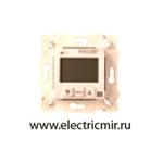 Изображение FD18001-A Электронный термостат комнатный бежевый FEDE