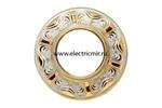 Изображение FD1006ROP Светильник точечный из латуни, золото с белой патиной SIENA FEDE